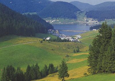 Лето в Словакии